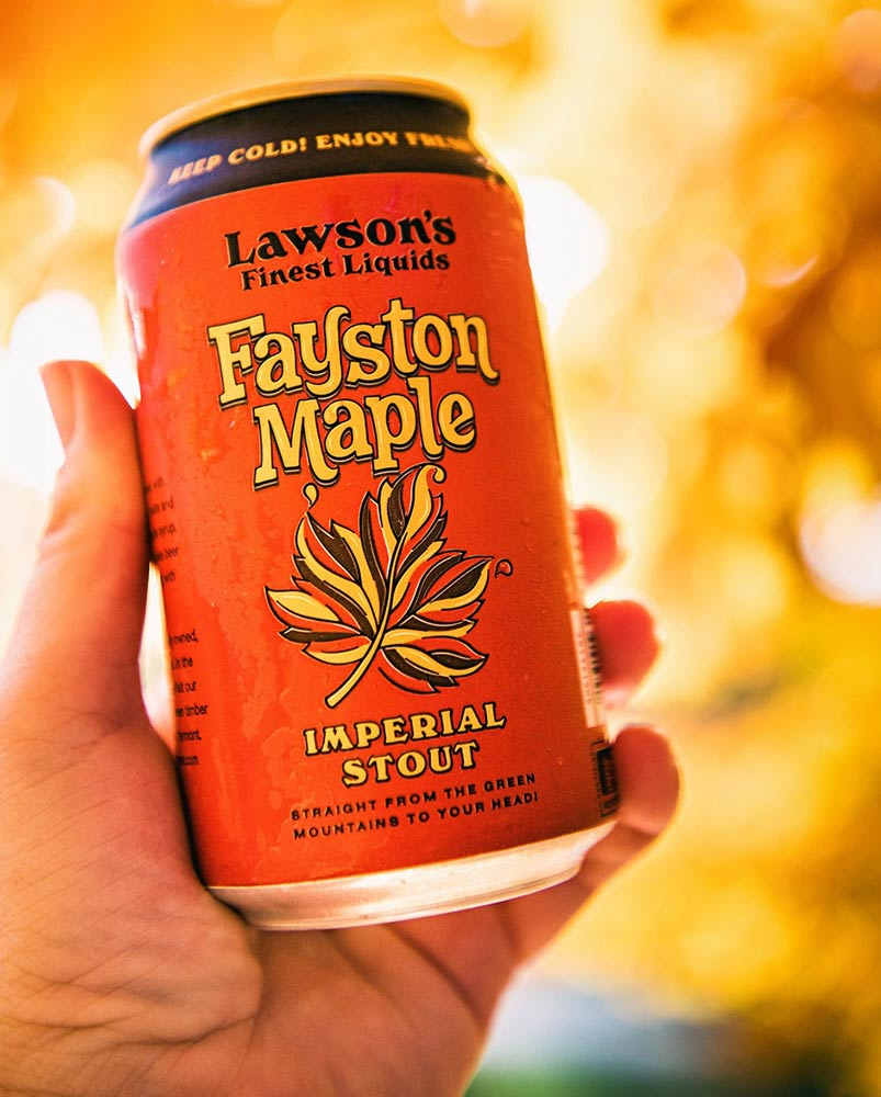 Fayston Maple Imperial Stout