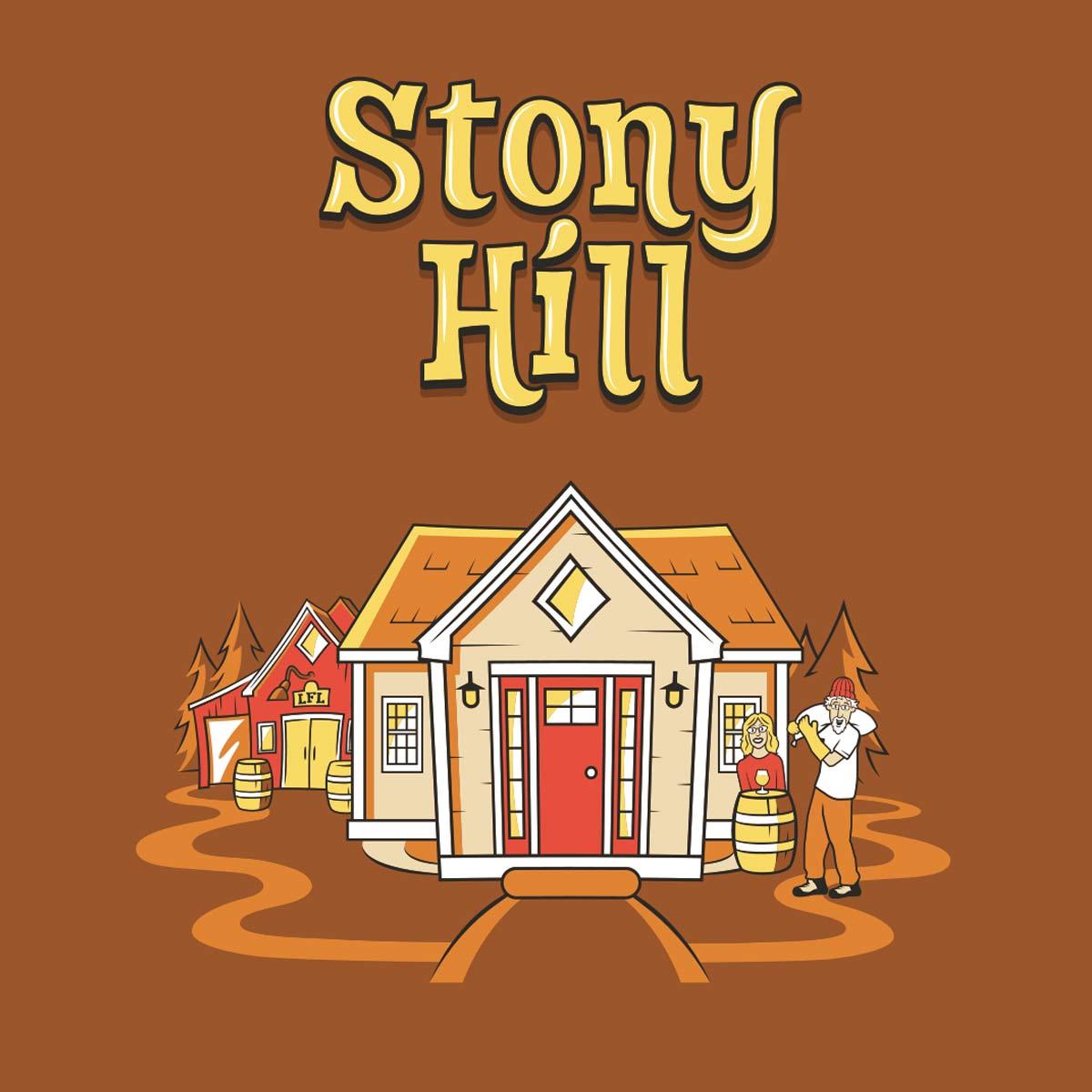 Stony Hill Porter