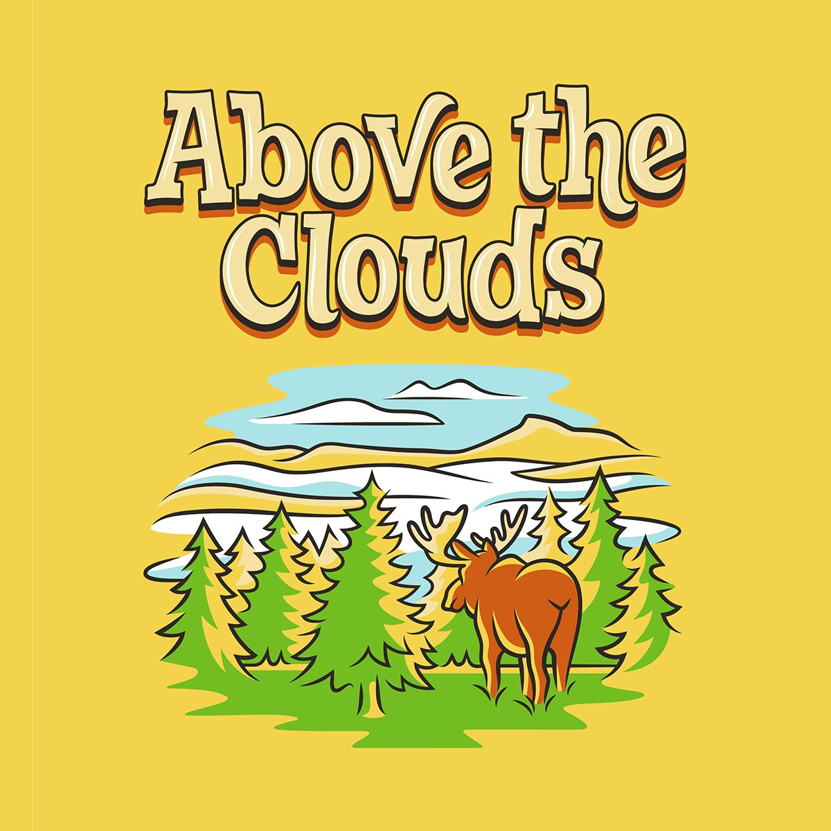 Above the Clouds - Golden Ale