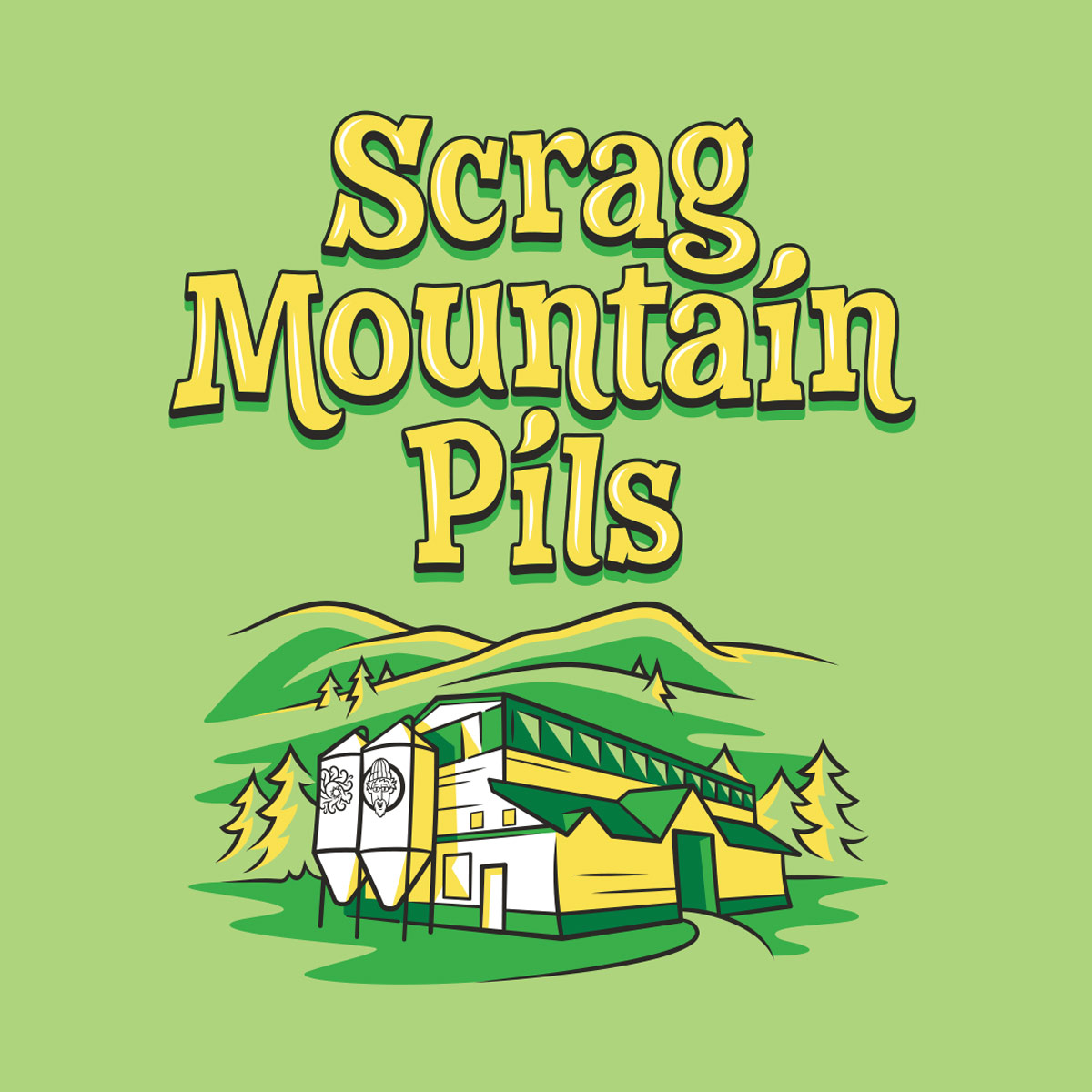 Scrag Mountain Pils