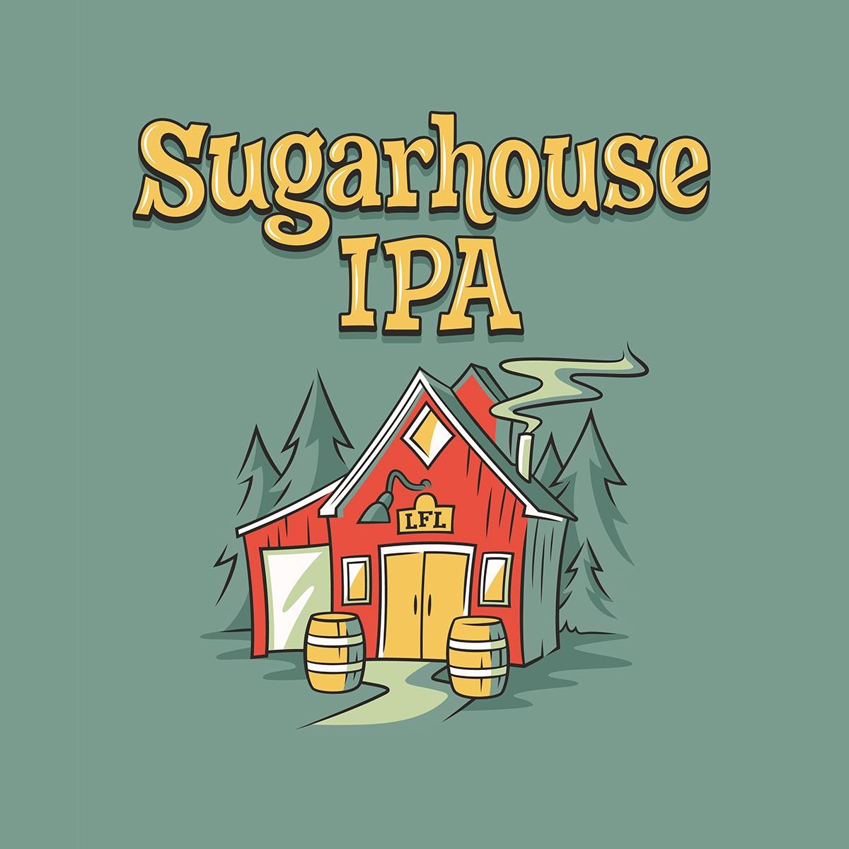 Sugarhouse IPA - India Pale Ale
