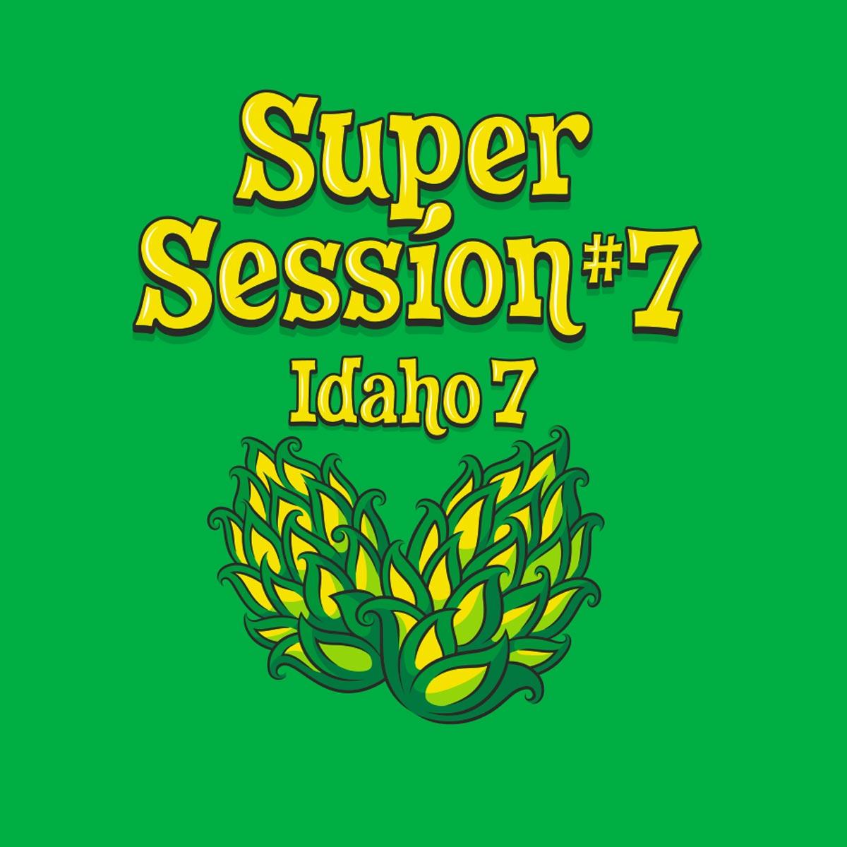 Super Session #7 - Idaho 7