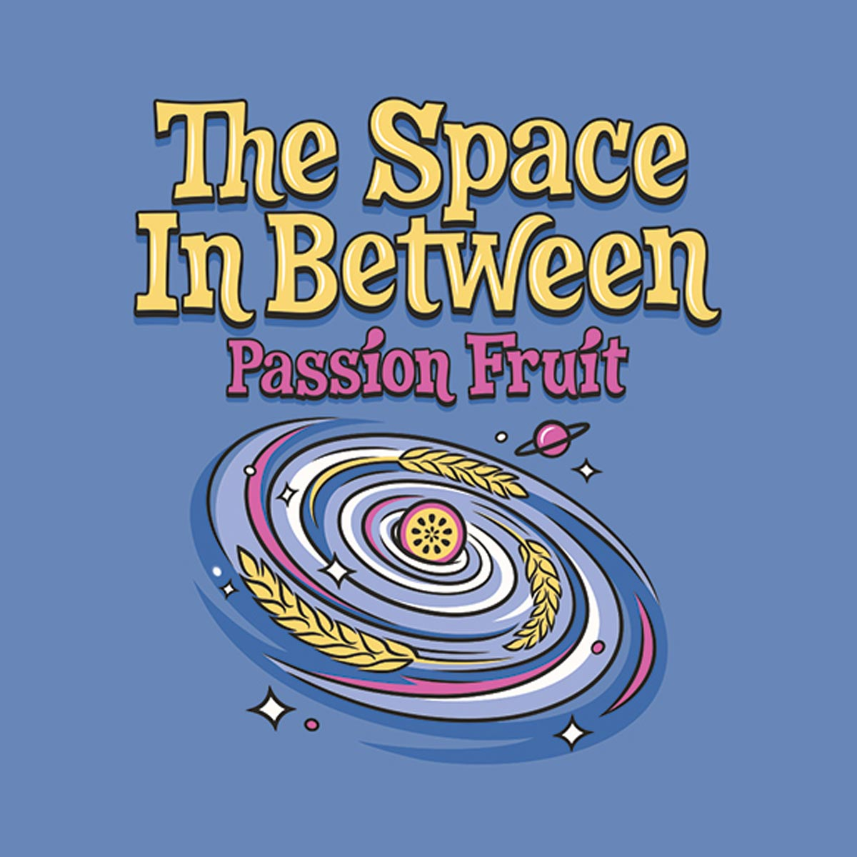 The Space In Between with Passion Fruit